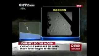 China Lands a Rover on the Moon | Lunar Space Science HD