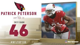 #46: Patrick Peterson (CB, Cardinals) | Top 100 Players of 2019 | NFL