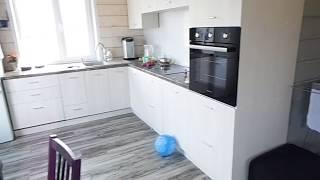 Обзор каркасного дома спустя 1 год. Утепленная шведская плита (УШП) Как сэкономить на отоплении!
