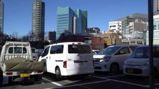 (住友不動産) 六本木7丁目再開発地区(TSK・CCCターミナルビル跡地)の現況(2017年1月21日)
