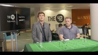 The42 Rugby Show: Eddie O'Sullivan on Ireland's defeat to the All Blacks