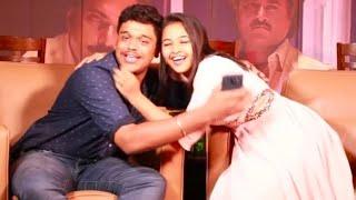 KISS Me 😘 HUG Me 💖 & SLAP Me 👊 with Raja Rani Serial Padma Priya   KHS