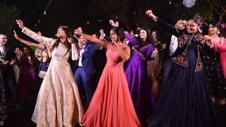 A Wedding Flash Mob | Rum Whiskey, Gallan Goodiyan | Sukriti Dua Choreography | Beat It