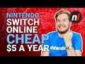 How to Get Nintendo Switch Online for Cheap ($5 per Year)