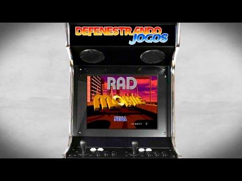 Fliperama Nostalgico / 1990 / Rad Mobile