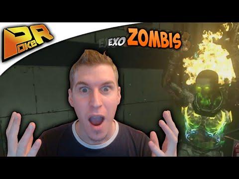 "Call Of Duty: Advanced Warfare Trailer ""EXO ZOMBIES""   Reacción, Análisis y Opinión Personal"