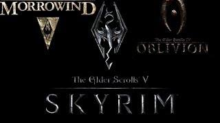 Elder Scrolls Theme Song Medley