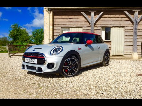 2015 Mini John Cooper Works Review Inside Lane Youtube