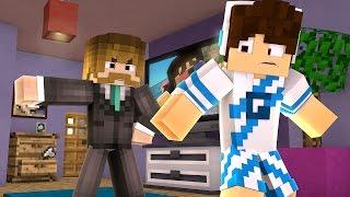 5 COISAS QUE TODO PAI FAZ ‹ Minecraft Machinima ›