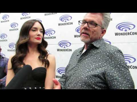 Mallory Jansen & Jeffrey Bell talk Agents of SHIELD and Madame Hydra at WonderCon 2017