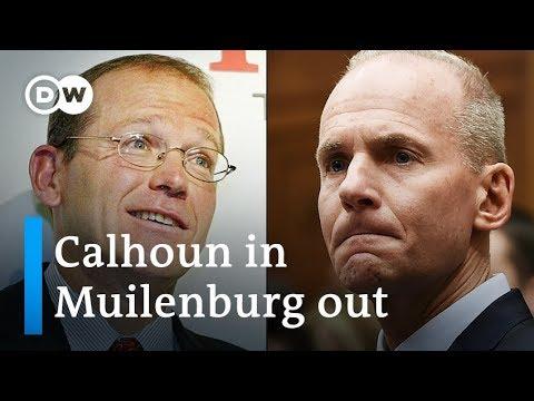 Boeing CEO Dennis Muilenburg Resigns Amid 737 MAX Troubles ...