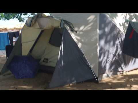 Camping Site, Liberia