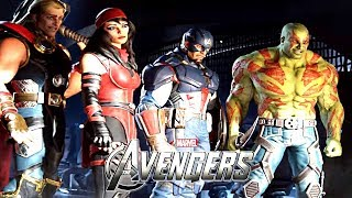 The Avengers Project NEW TRAILER! NEW FOOTAGE Trailer REVEAL At The Game Awards 2018!?