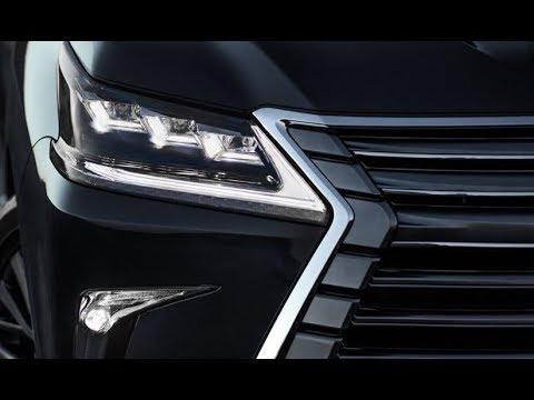 2019 Lexus Lx 570 Hybrid Review
