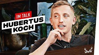 Kontakt zu Gzuz, Rapper aufm Platz, Grimme-Preis uvm. | Hubertus Koch im Talk