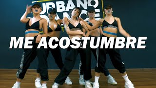 ARCANGEL FT BAD BUNNY - ME ACOSTUMBRÉ - DANCE CHOREOGRAPHY