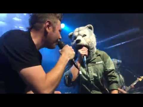 Man With A Mission ft. Zebrahead - Out Of Control (Live)