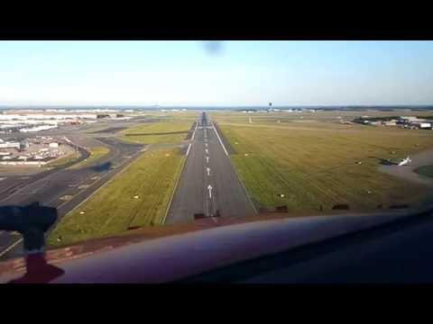 Approach Rwy 12 CPH Kastrup Copenhagen