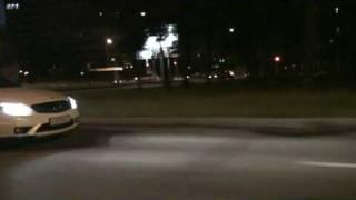 BMW M5 VS mercedes CL 63 AMG