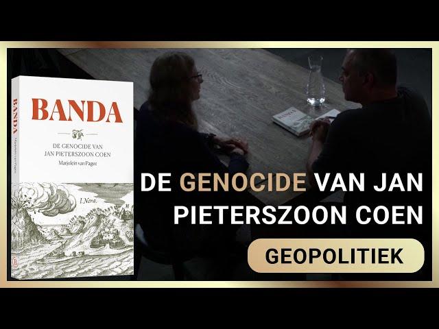 De genocide van Jan Pieterszoon Coen - Max van der Werff en Marjolein van Pagee