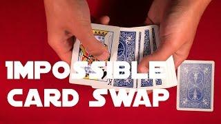 Impossible Card Swap Magic Trick!