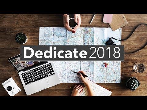Dedicate 2018