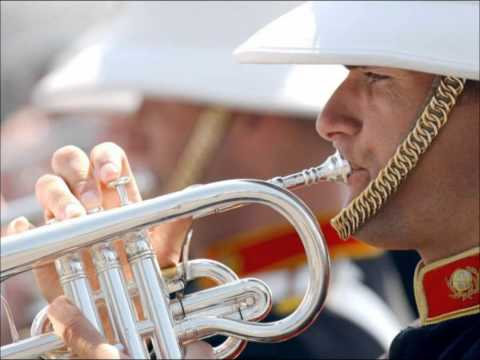 Royal Marines Band - Eternal Father & Sunset