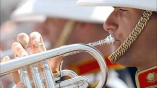 Royal Marines Band Eternal Father Sunset