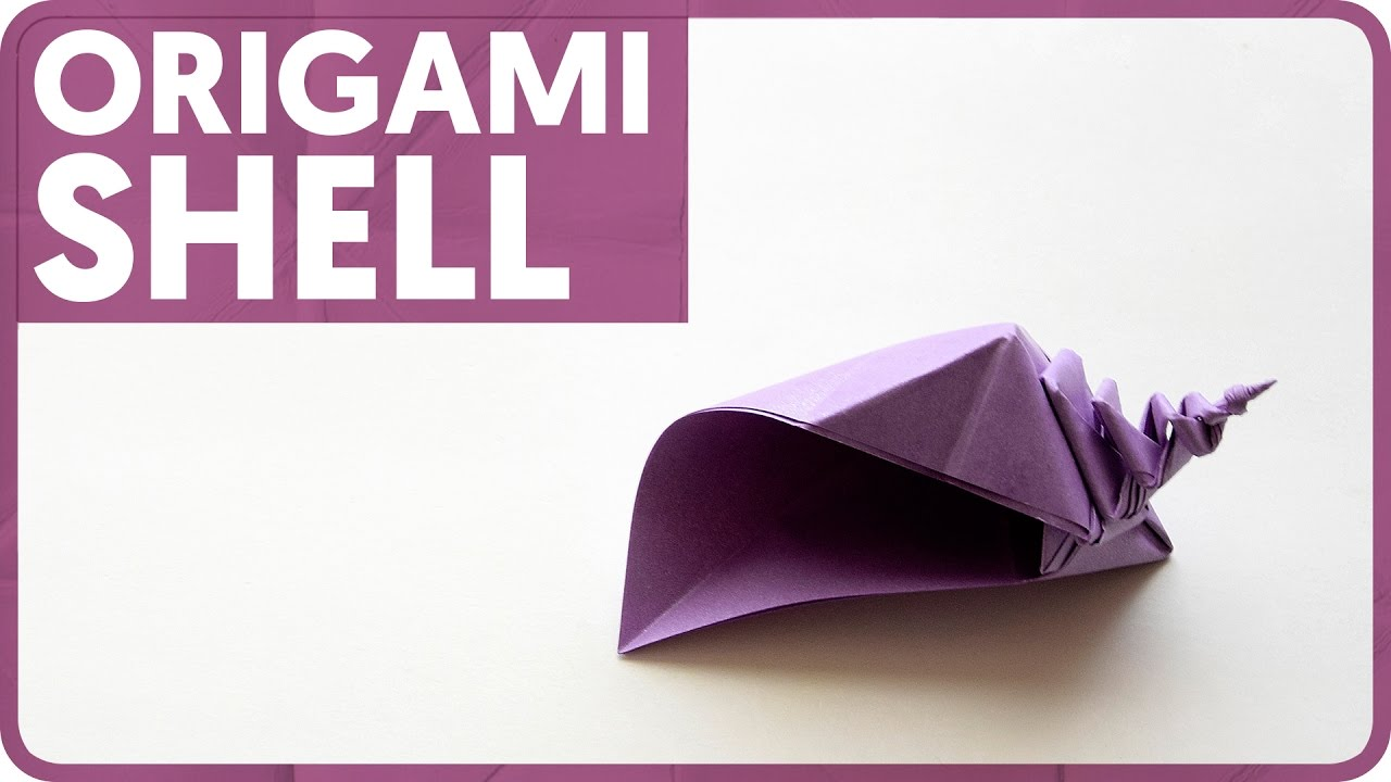 DIAGRAM Origami Shell Davor Vinko