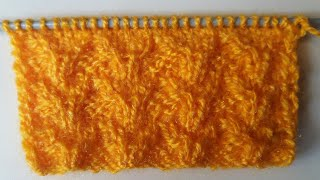 # 15 - single colour knitting design for kids / gents / ladies