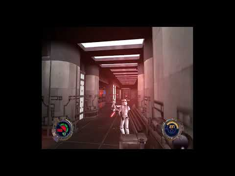 Star Wars Jedi Knight II: Jedi OutCast - First ten minutes of the game |