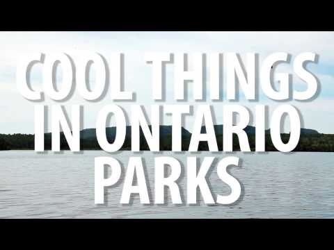 Cool Things in Sleeping Giant Provincial Park