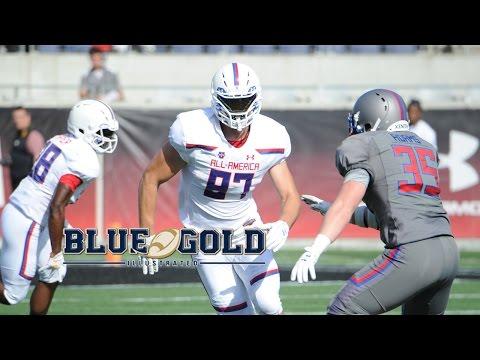 UA All-America Analysis: Brock Wright