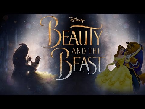 Beauty and the beast 2017 Trailer (Cartoon Style)