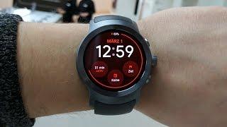Первый обзор LG Watch Sport / Style