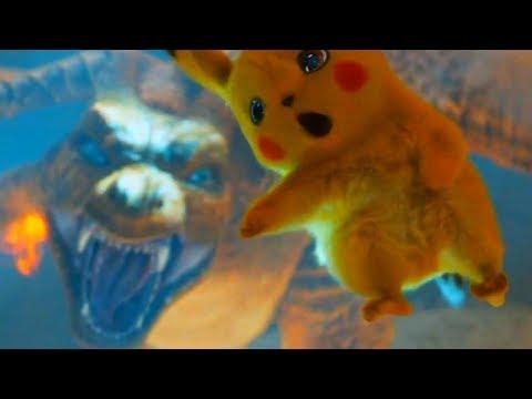 POKÉMON Detective Pikachu LA PELICULA Trailer en Español
