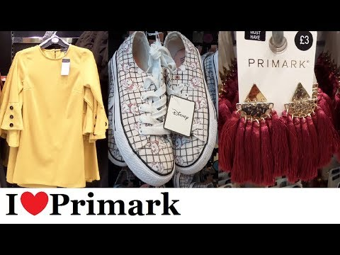 Everything New At Primark August 2018 Iprimark Youtube