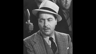 Scott Lord Mystery: Harold Huber as Agatha Christie's Poirot In The Bride Wore Fright