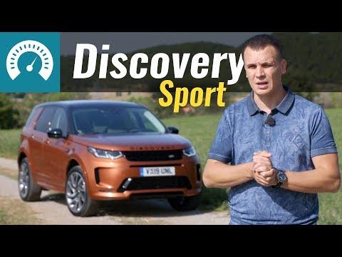 Новый Discovery Sport