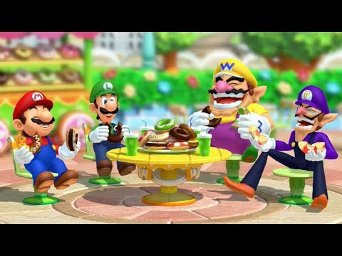 Mario Party 10 - All Free-for-All Minigames (Master Difficulty)