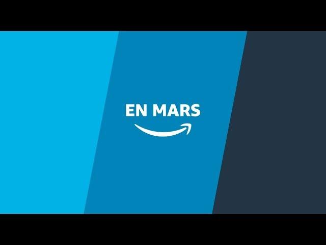 En Mars sur Amazon Prime Video...