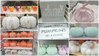Shop With Me - At Home, Bath & Body Works & Michaels - Fall Decor 2018
