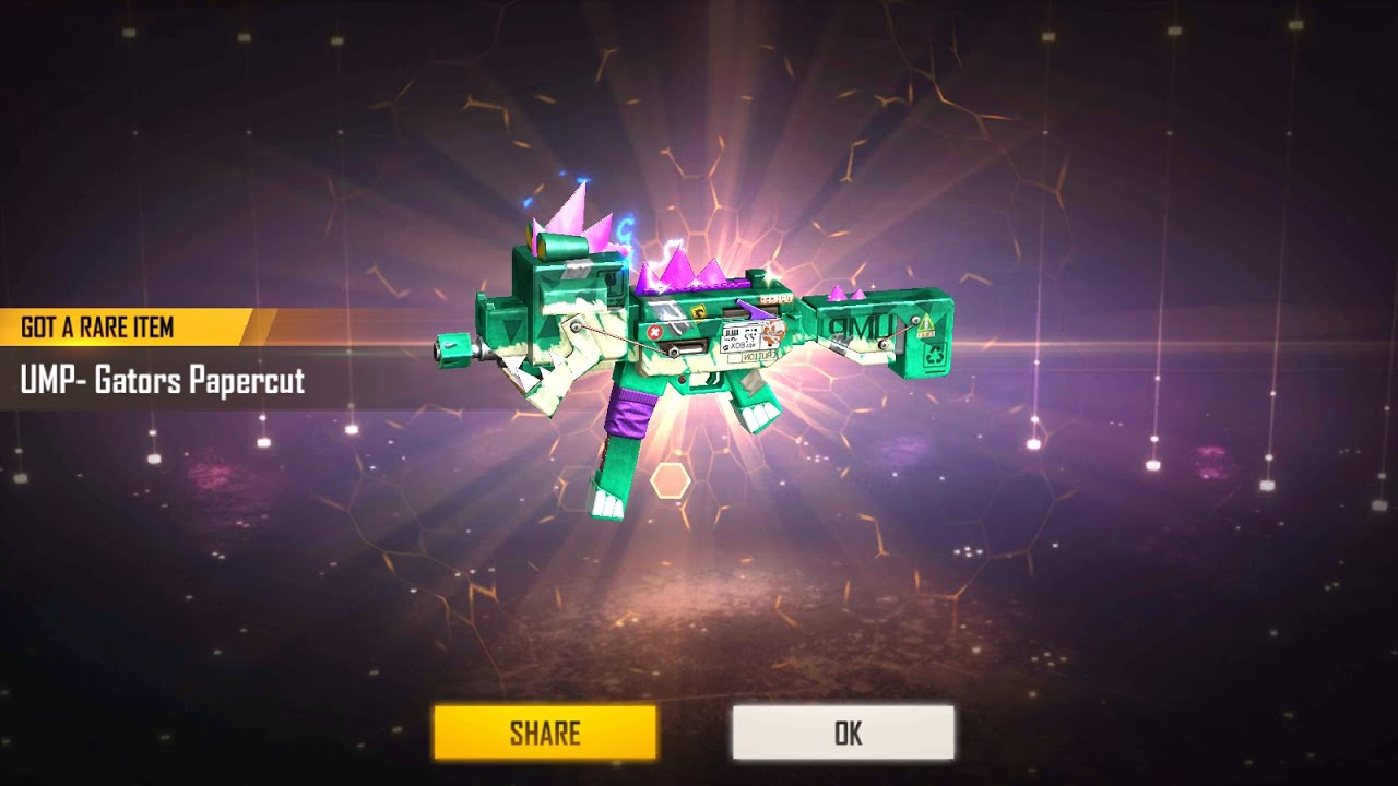NEW INCUBATOR IS HERE !!!!!!!!!! UMP ON POWER !!!!!! TRG GAMER OFFICIAL