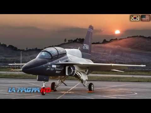 KAI T-50 Golden Eagle - SUPERSONIC TRAINERS AND LIGHT COMBAT AIRCRAFT