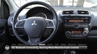 2014 Mitsubishi Mirage Test Drive