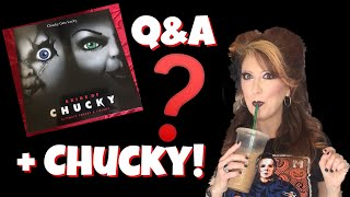 Coffee Q&A | NECA Bride Of Chucky 2 Pack Figure Set | Giveaway Winner