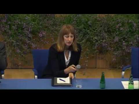 Europe Inspired - Part 4, Jacqueline McGlade, Executive Director, EEA
