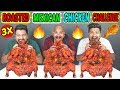 3X ROASTED MEXICAN FULL CHICKEN CHALLENGE ft ULHAS KAMATHE(Chicken Leg Piece) FOOD CHALLENGE(Ep-233)