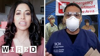 ER Doctor Explains How They're Handling Covid-19   Cause + Control   WIRED