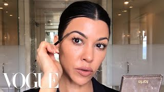 Download Kourtney Kardashian's Guide to Natural-ish Masking and Makeup   Beauty Secrets   Vogue Mp3 and Videos